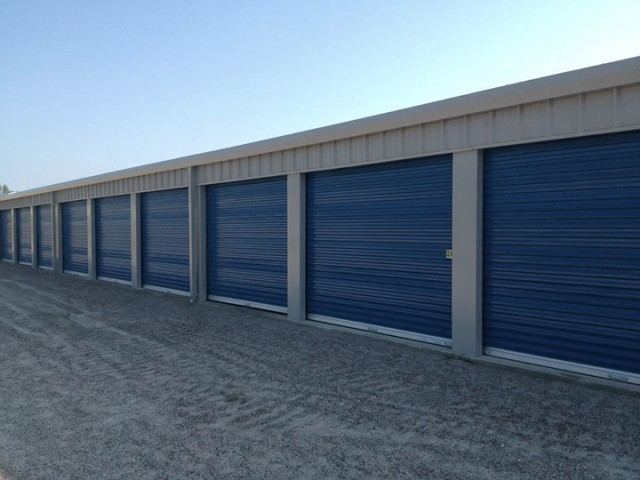 Self Storage Units in Millbrook Alabama